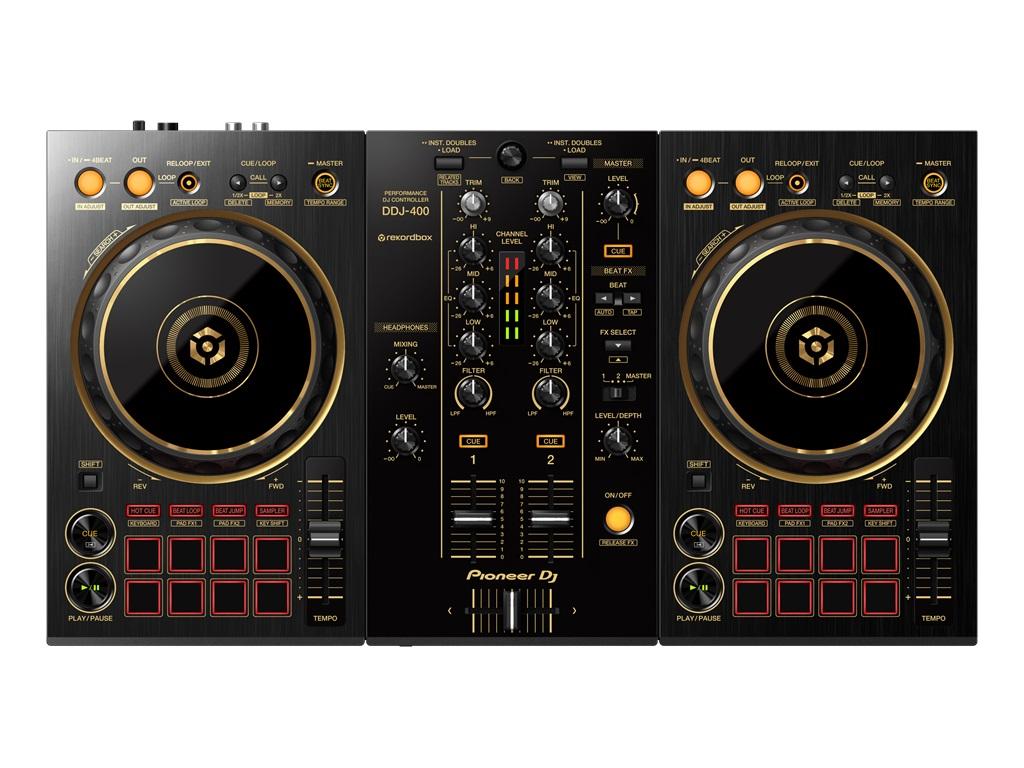 【数量限定】Pioneer DDJ-400-N【PERFORMANCE DJ CONTROLLER】【2020/8/6発売!!】【パイオニア】【送料無料】
