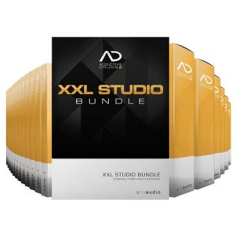XLN AudioAddictive Drums 2 XXL Studio Bundle(XXL スタジオバンドル)【送料無料】