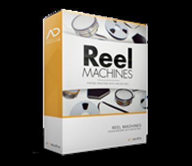 XLN AudioAddictive Drums2Reel Machines ADpak【送料無料】