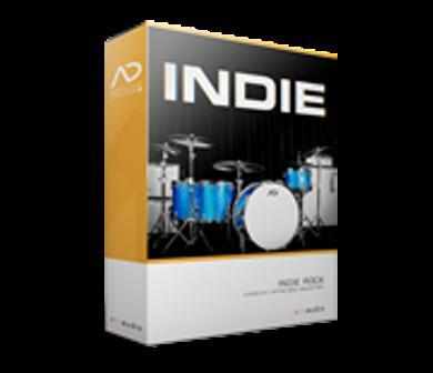 XLN AudioAddictive Drums2INDIE ADpak【送料無料】