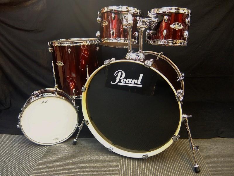 【展示品特価】Pearl Export EXX725SJB/C ~バーガンディー~【送料無料】(パール)(ドラムセット)