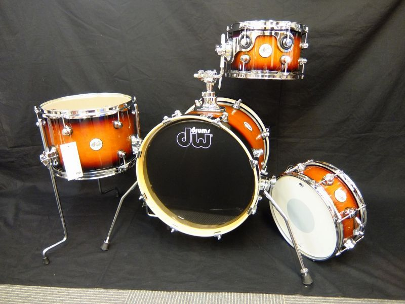 "dw DesignSeries""Mini pro Kit""BD16"