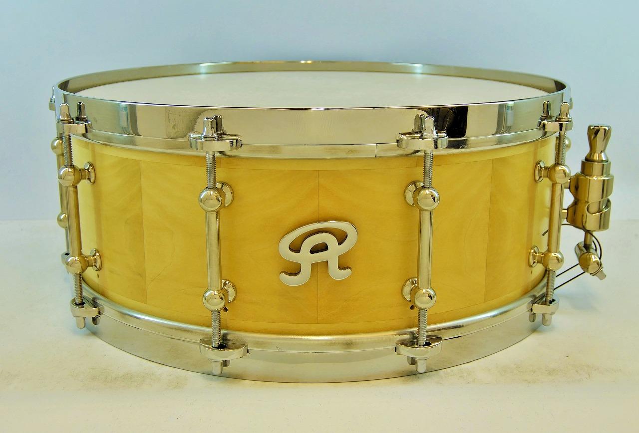 """14""""×5.5""""【送料無料】【お茶の水ドラムコネクション】(メイプル)(スネア)(エンジェルドラム) Maple EURO SERIES Drums 【正規輸入品】Angel"""