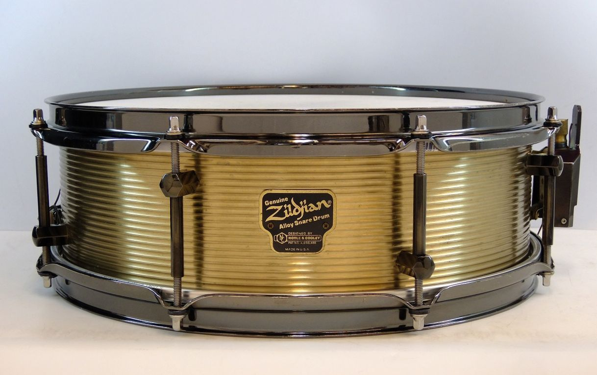 Noble & Cooley (ノーブル&クーリー)【委託中古】Zildjian Alloy Snare 380th anniversary model【送料無料!】(ジルジャン)(シンバル)(スネア)