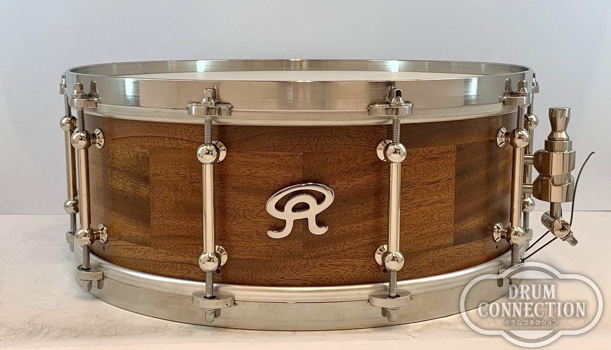 """【正規輸入品】Angel Drums EURO SERIES Mahogany 14""""×5.5""""【送料無料】【お茶の水ドラムコネクション】(マホガニー)(スネア)(エンジェルドラム)"""