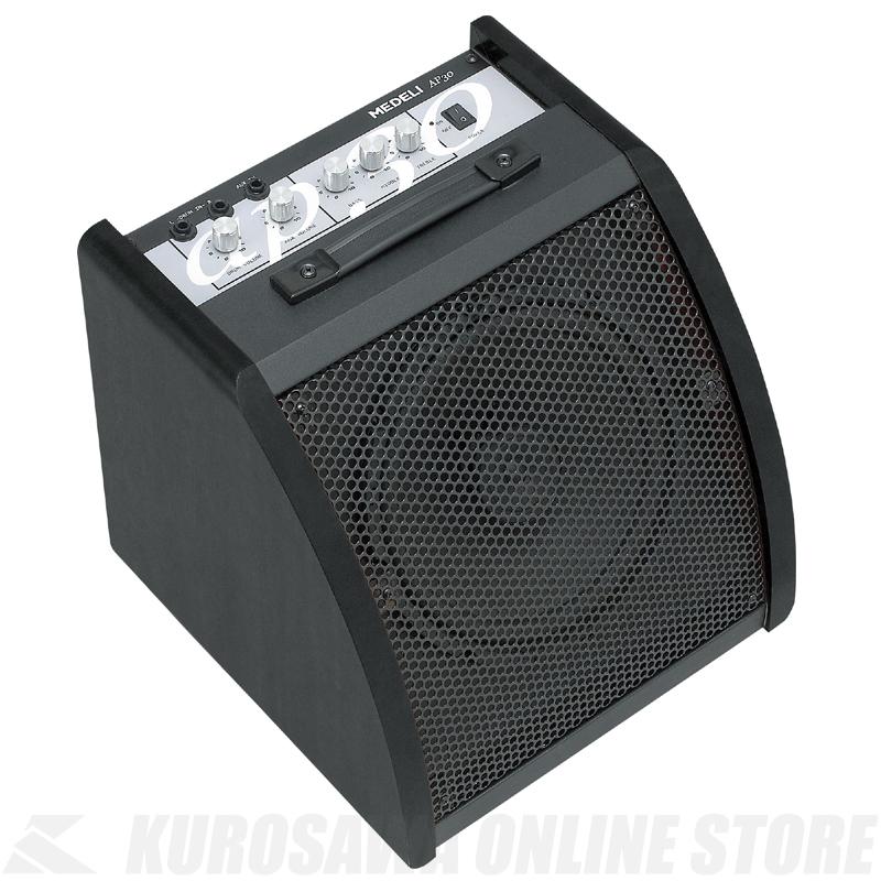 【電子ドラム用パーソナル・モニター・アンプ】MEDELI AP-30 Personal Monitor Amp【送料無料】【お茶の水ドラムコネクション】【メデリ】【電子ドラム用アンプ】