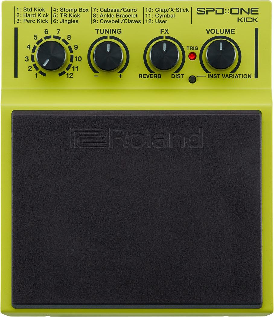Roland【新製品】SPD::ONE