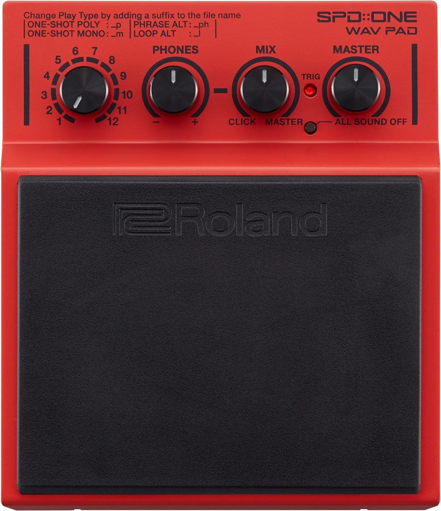 Roland Percussion【新製品】SPD::ONE