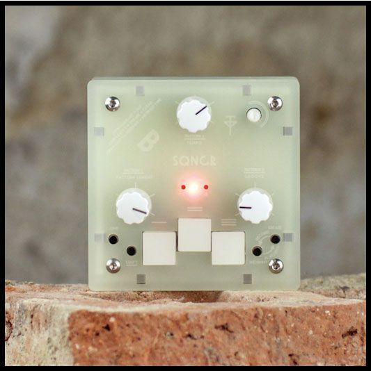 Bastl Instruments SQNCR【バスタイル・インスツルメンツ】【シーケンサー】【送料無料】