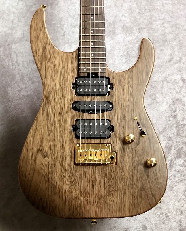 Charvel MJ Dinky? DK24 HSH 2PT E MAH 【Like a Guthrie Govan!】当店限定! Tremol-No付セット価格!! 【お茶の水駅前店在庫品】