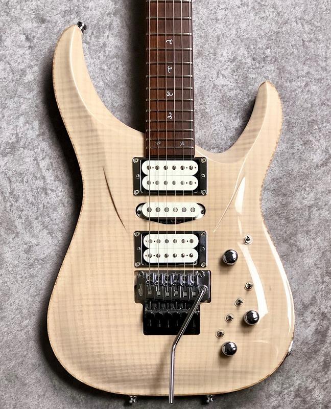 G-Life Guitars DSG EXTREME 5AFGM-HR / Snow White【美品中古】生産完了モデルが電撃入荷! 【お茶の水駅前店在庫品】