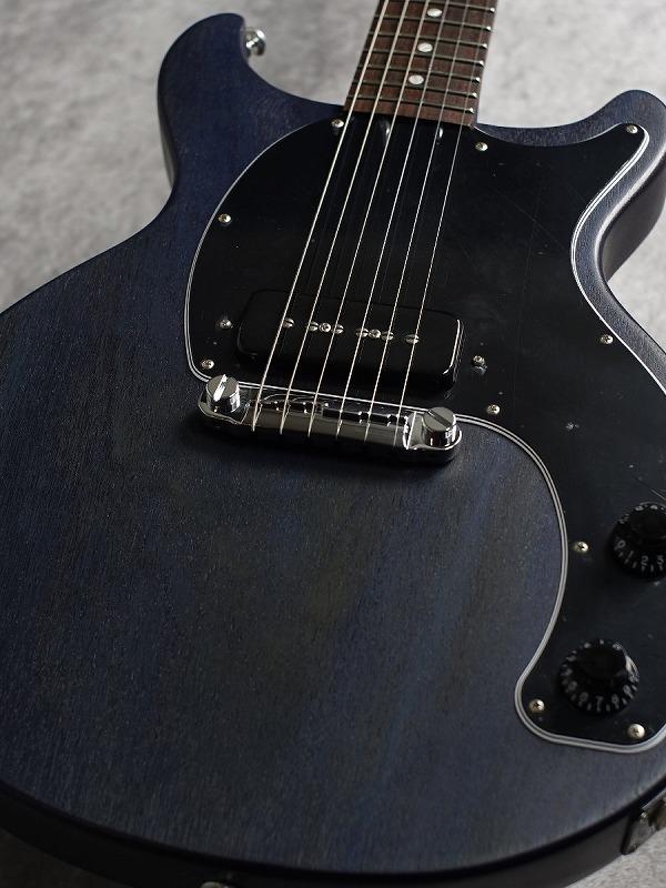 Gibson Les Paul Junior DC 2019 Blue Satin s/n 103890069 [3.23kg] 【お茶の水駅前店在庫品】