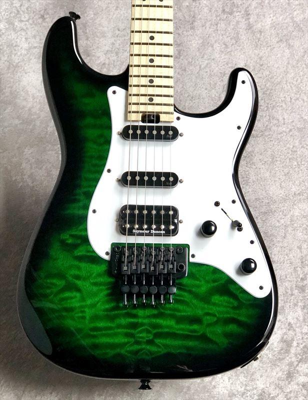 Iron MaidenのギタリストAdrian Smithのシグネイチャーモデル Jackson Guitars 国内最大級の展示量 再再販 今なら高級ギグバックをプレゼントします Signature SDQM San Dimas Adrian Maiden Smith Irom 買取下取り強化中 オリジナル