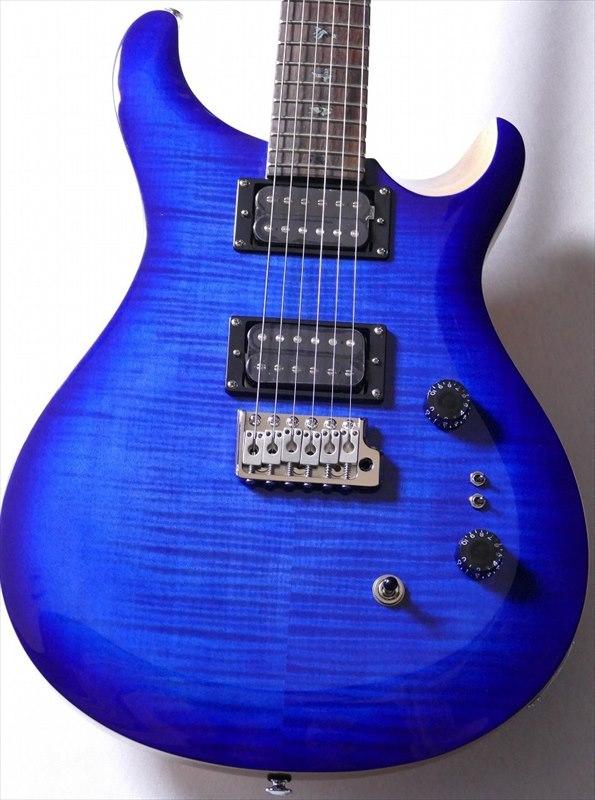Paul Reed Smith(PRS)  35th Anniversary SE Custom 24 ~Faded Blue Burst~ #C27595 【3.52kg】【送料無料】