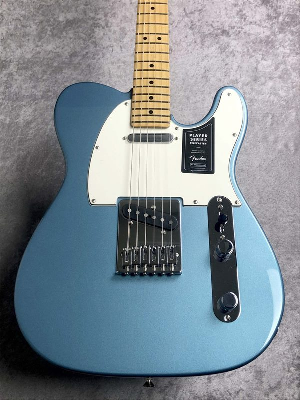 Fender  【3.63kg】Made In Mexico Player Series Telecaster #20020279 -Tide Pool-【初心者お勧め】