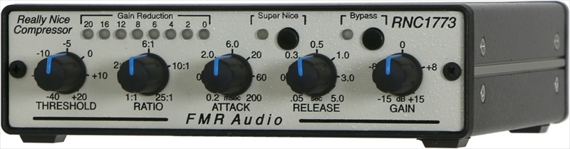 FMR 新作からSALEアイテム等お得な商品満載 卸売り Audio RNC1773 Really compressor stereo 取り寄せ品 nice
