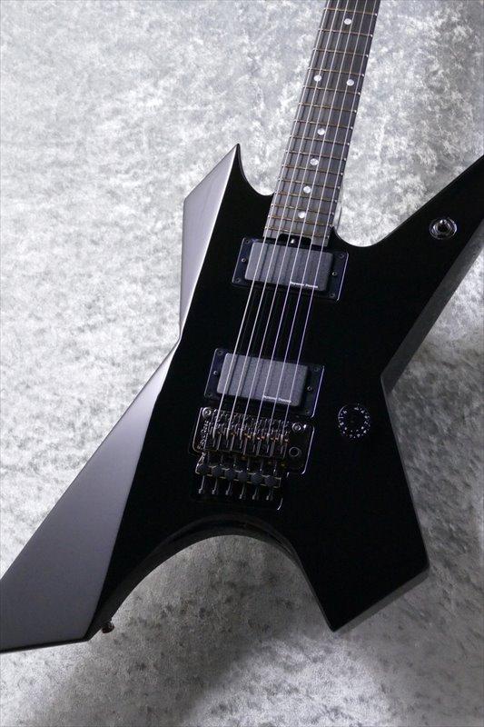 4FメタルフロアにてKiller Guitar 大量展示中 Killer 訳あり品送料無料 KG-EXPLODER Black お茶の水駅前店在庫品 BIB In 18%OFF Back