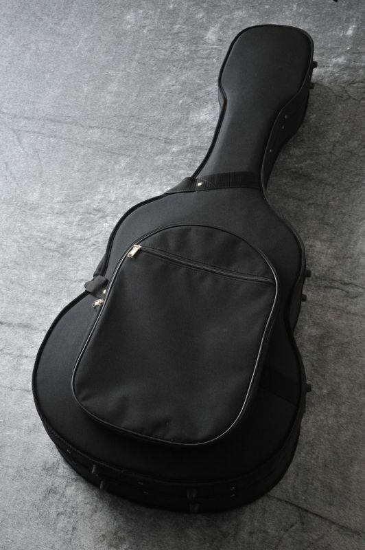 ガオシジア Gaosijia G-5003 《クラシックギター用セミハードケース》【お取り寄せ品】【通販専用】【ギターケース】【送料無料】※ご希望のカラーをお選び下さい。