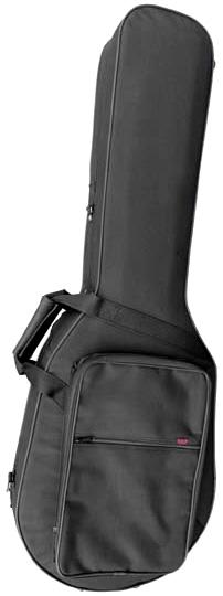 HOSCO ホスコ A.A.A. AC-0707LP ウルトラライトケース エレキギター用(LPタイプ)【ブラック】【ギターケース】【レスポール用】【送料無料】