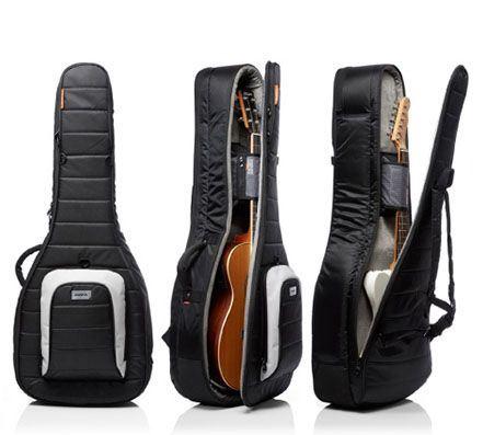 MONO CASE モノ M80 series Dual ACOUSTIC + Electric Guitar (Black)《エレキ+アコースティックギター2本収納ギグバッグ》[M80-2A-BLK]【ケース】【ギグバッグ】【送料無料】