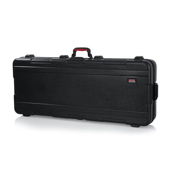 GATOR ゲーター GTSA-KEY61 【キャスター付きキーボードケース】【キーボード・フライトケース】【キーボード用ハードケース】【61鍵盤サイズ/内寸1115×445×155mm】