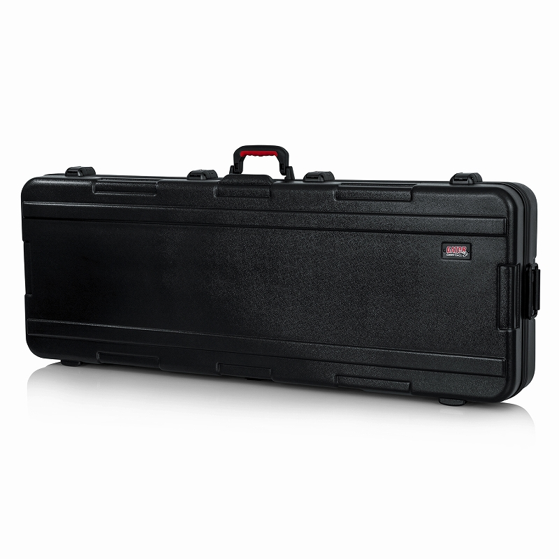 GATORGTSA-KEY76 【キャスター付きキーボードケース】【キーボード・フライトケース】【キーボード用ハードケース】【76鍵盤サイズ/内寸1310×455×140mm】