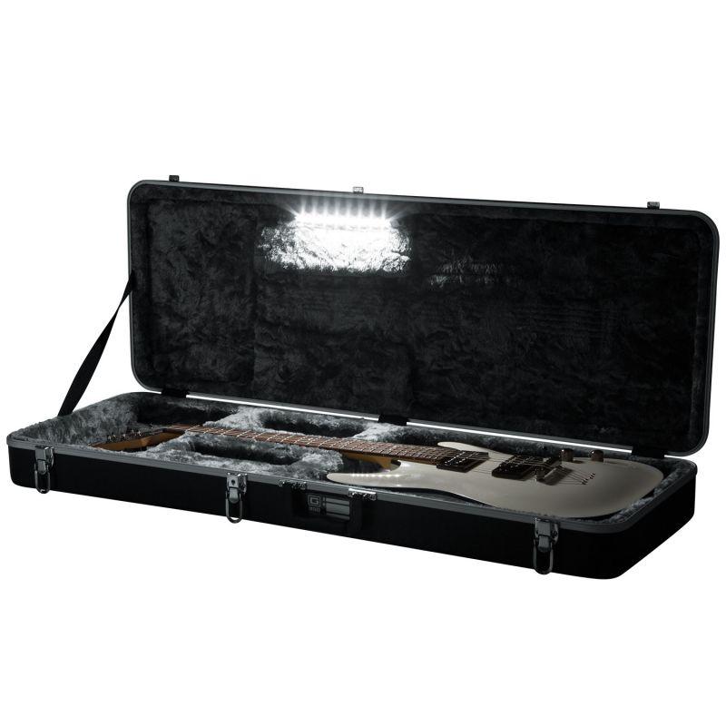 GATORGC-ELECTRIC-LED【ケース内部にLEDを搭載したハードケース!】【ゲーター】【エレキギター用】