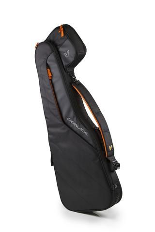 GRUVGEAR グルーヴギア GIGBLADE セミアコギターバッグ GB-EG335 BLK 【ブラックカラー】【ギグバッグ】【生産完了品在庫限り大特価!】【サイドキャリー方式】【送料無料】