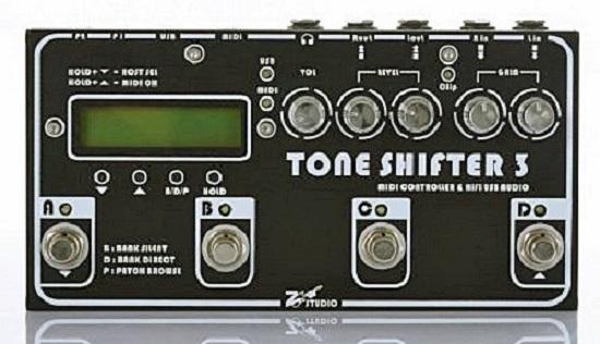 TONESHIFTERTone Shifter 3【Smart Sound Interface】【送料無料】