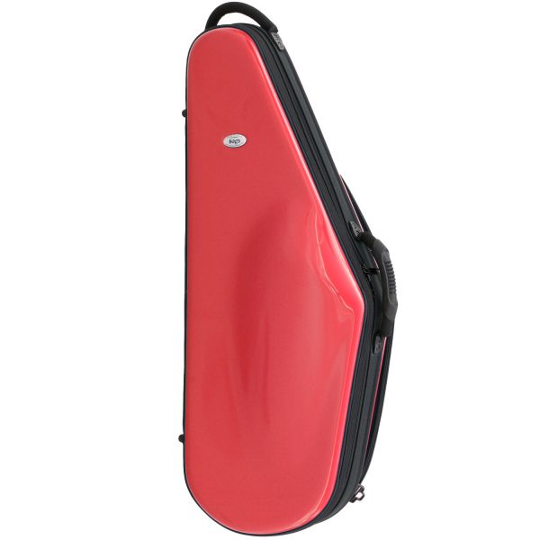 bags (バッグス)EFTS RED(Red)【EVOLUTION TENOR SAX】【テナーサックス ファイバーケース】【レッドカラー】