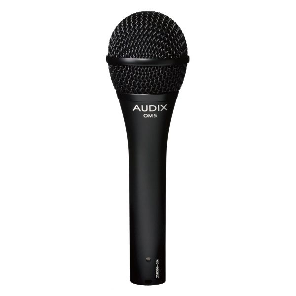 AUDIX (オーディックス) OM5 【AUDIX ボーカル向けダイナミックマイク】 【送料無料】