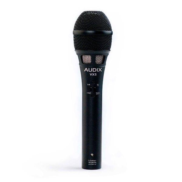 AUDIX (オーディックス) VX5【AUDIX ボーカル向けコンデンサーマイク】 【送料無料】