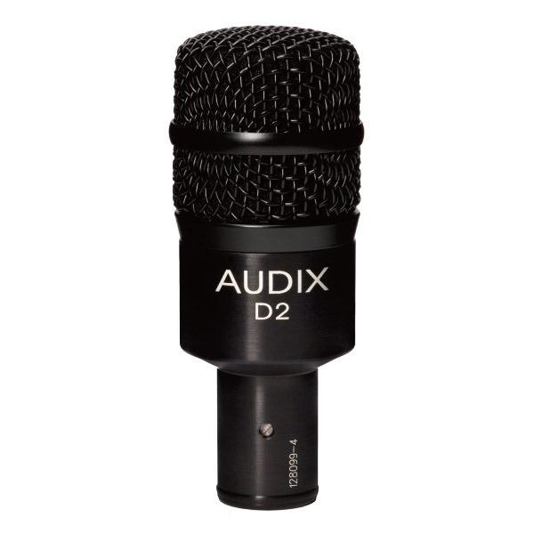AUDIX (オーディックス) D2【AUDIX タム、パーカッション向けダイナミックマイク】 【送料無料】