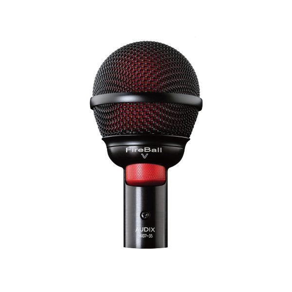 AUDIX (オーディックス) FIREBALL V【AUDIX ハーモニカ、ボーカル向けダイナミックマイク】 【送料無料】