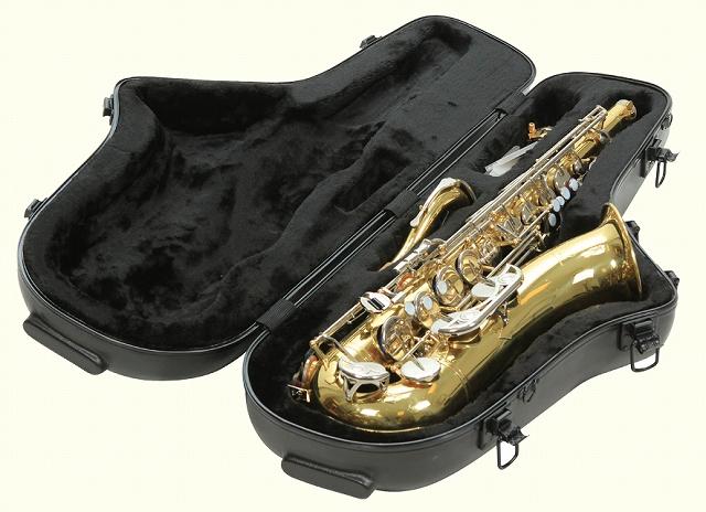 SKB Contoured Pro Tenor Sax Case 【テナーサックス用】【ハードケース】【WEB限定】【送料無料】