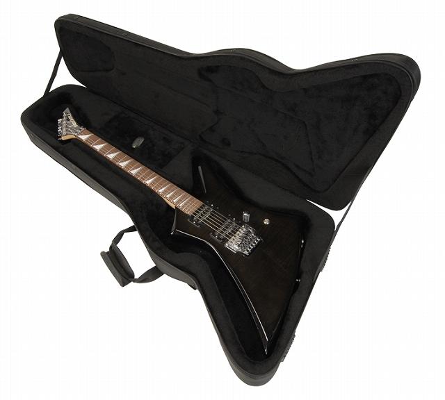 SKB Explorer/ Firebird Guitar Soft Case 【1SKB-SC63】【エレキギター用】【ソフト・セミハードケース】【エクスプローラー/ファイヤーバード用】【WEB限定】【送料無料】