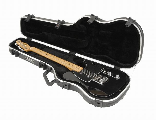 SKB Shaped Standard Electric Guitar Case 【1SKB-FS6】【エレキギター用】【ハードケース】【ストラト・テレキャス向け】【WEB限定】【送料無料】