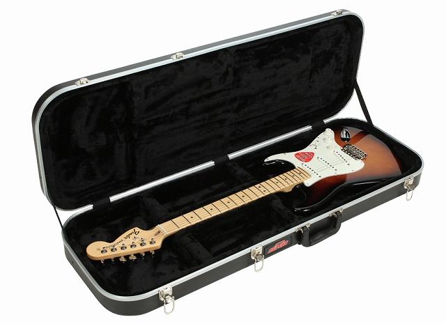 SKB Electric Guitar Economy Rectangular Case 【1SKB-6】【エレキギター用】【ハードケース】【汎用タイプ】【WEB限定】【送料無料】