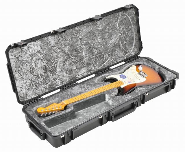 SKB iSeries Waterproof Strat/Tele Flight Case 【3i-4214-66】【エレキギター用】【ハードケース】【ストラト・テレキャス用】【耐水フライトケース】【WEB限定】【送料無料】