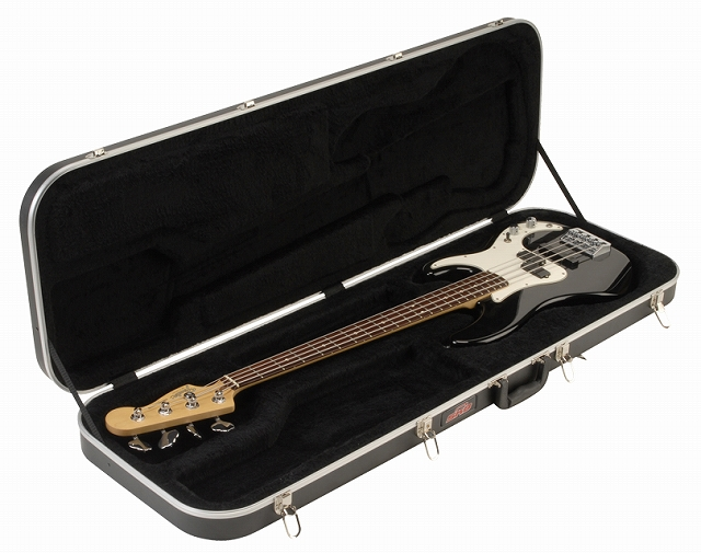 SKB Electric Bass Economy Rectangular Case 【1SKB-4】【ベースギター用】【ハードケース】【各種シェイプ対応】【WEB限定】【送料無料】