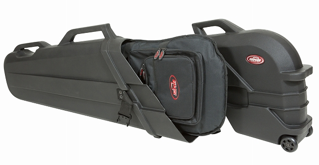 SKB ATA Roto Electric Bass Case w/TSA lock 【1SKB-44RW】【ベースギター用】【ハードケース】【TSAロック付き】【キャスター付き】【WEB限定】【送料無料】