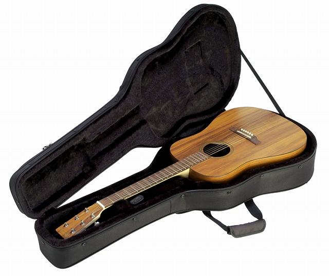 【格安SALEスタート】 SKB Soft Acoustic Dreadnought Guitar Guitar Soft Case【1SKB-SC18】 Acoustic【アコースティックギター用】【ソフト・セミハードケース】【ドレッドノート用】【WEB限定】【送料無料】【8月現在メーカー在庫切れ・次回入荷19年9月末以降】, 木のおもちゃがりとん:5a6c579f --- mundoacademico.com.co