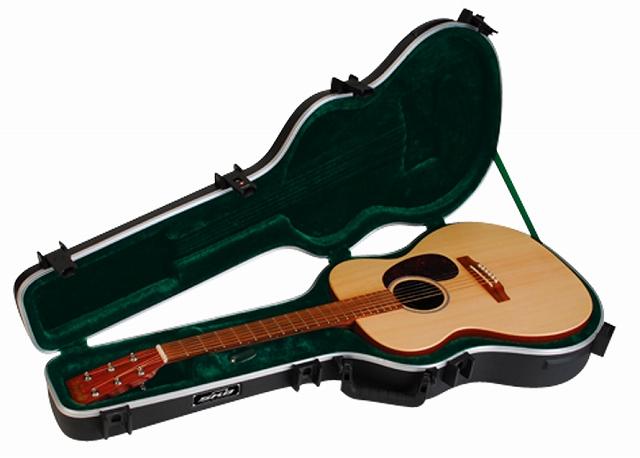 SKB 000 Sized Acoustic Guitar Case 【1SKB-000】【アコースティックギター用】【ハードケース】【トリプルオー用】【WEB限定】【送料無料】