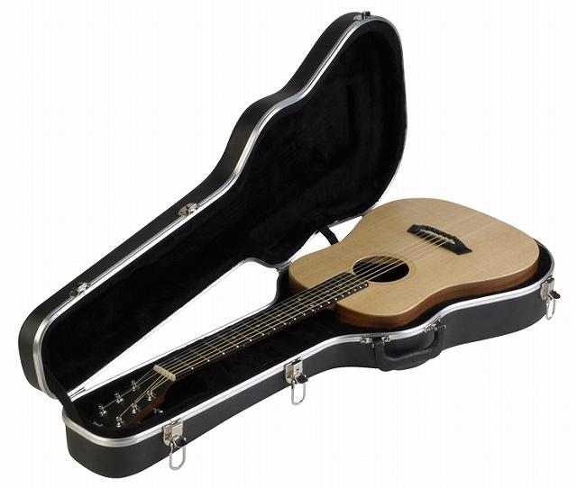 SKB Baby Taylor / Martin LX Guitar Hardshell Case 【1SKB-300】【アコースティックギター用】【ハードケース】【小型ボディ用】【Baby Taylor/Martin LX等】【WEB限定】【送料無料】