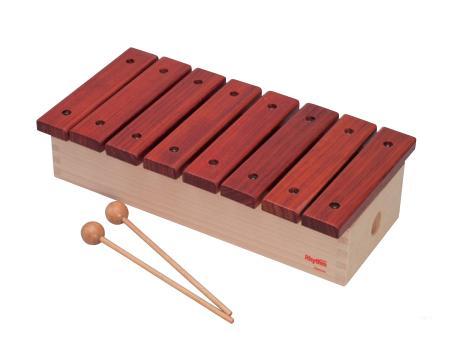 Rhythm poco (リズム・ポコ)リズム・ポコ ふしぎ サイロフォン サウンドチャンパー 8 音ダイアトニックスケールRP-1200/XY