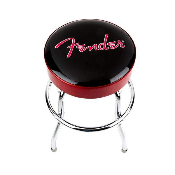 Fender フェンダー 【No.0990205020】FENDER BARSTOOLS 【バーストール】【椅子】【座面高24インチ】【フェンダーロゴ】【お取り寄せ品】