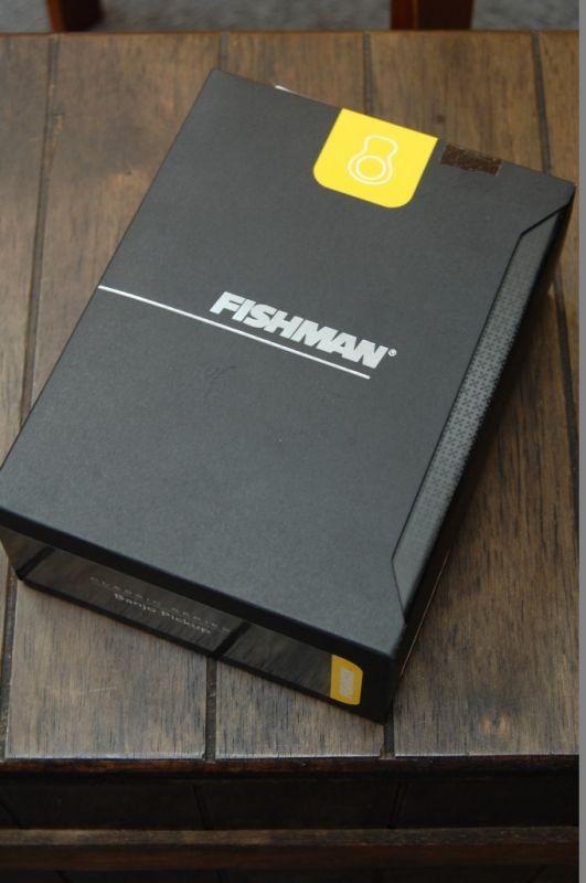 FISHMAN フィッシュマン Classic Series REP-BAN 【バンジョー用ピックアップ】【レアアース・バンジョー】
