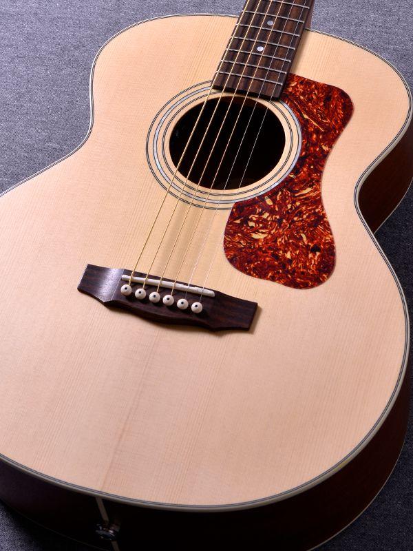Guild ギルド JUMBO JUNIOR MAHOGANY 【アコースティックギター】【マホガニー】【ミニギター・トラベルギター】【送料無料】