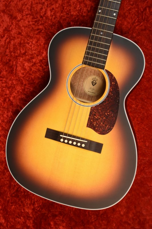 GUILD M-40 Troubadoul ATB ♯C182500【Made in USA】【ギルド】