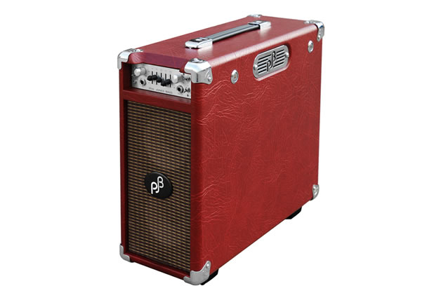 Phil Jones Bass フィル・ジョーンズ・ベース Briefcase【Red】【ブリーフケース】【コンボアンプ】【ベース用】【100W】【送料無料】